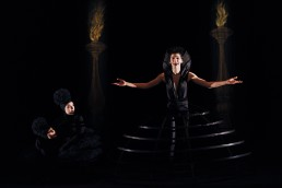 Dido and Æneas - Henry Purcell - Nuno Roque as The Sorceress - Opera National - Show - Theatre - Evil
