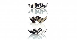 Moustache Bow Tie (Zebra) by Nuno Roque - Fashion - Clothing - Accessories