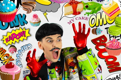 Nuno Roque - Comics Overdose (Cakes) - Cartoons - Pop Music - Contemporary Art - Photography - Collage - Artwork - My Cake