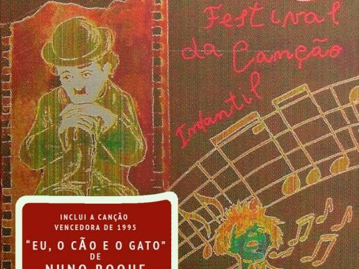 Nuno Roque - Cover Art - Eu o Cao e o Gato - Album