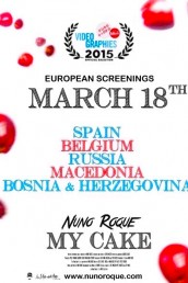 Nuno-Roque-My-Cake-Eurovideo-Mons-Capital-of-Culture-Countries-Poster-Spain-Russia-Bosnia-Belgium-Macedonia
