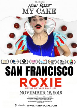 Nuno-Roque-My-Cake-Film-Poster-The-Prince-Disney-Snow-White-Contemporary-Art-Pop-Music-San-Francisco-Transgender-Film-Festival-Roxie-Theater