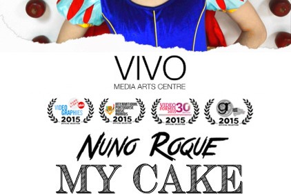 Nuno Roque - My Cake - Poster - Canada - Disney - Snow White - Contemporary Art Pop Music