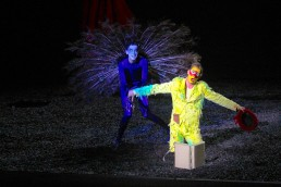 Nuno Roque - The Magic Flute - Mozart - Théâtre du Chatelet - Paris - Opera - Theatre