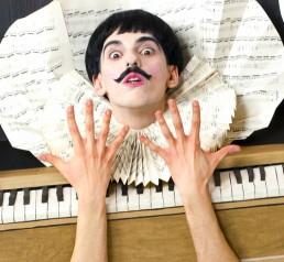 Nuno Roque - The Piano Body