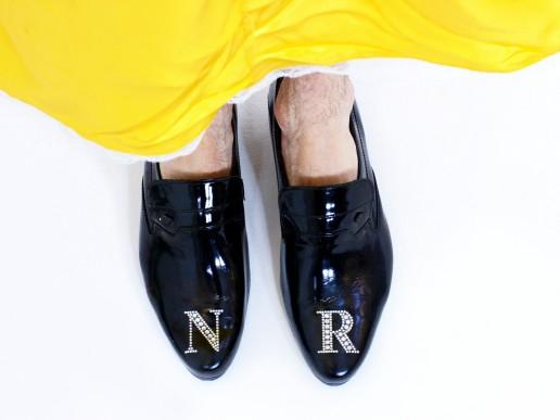 Nuno Roque - The Prince's Diamond Shoes - Fashion - Snow White Disney - La Mafia Dell'Arte