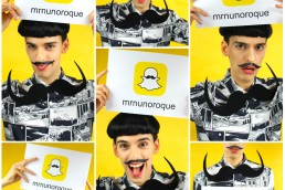 Nuno Roque on Snapchat App Moustache Bow Tie BD Fashion Mode Collection