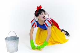 The (Modern) Prince by Nuno Roque - Identity Series - Photography - Contemporary Art - Artwork - Snow White - Male - Disney - Moustache