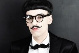 Nuno-Roque-Moustache-Bow-Tie-Black-Velvet-Fashion-Clothing