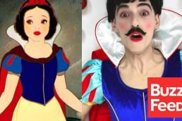 Nuno Roque Snow White The Prince My Cake I'm wishing Artwork Pop