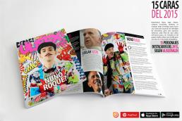 Nuno Roque - Magazine Issue - Cover Star - Ulisex Magazine Mexico LGBT - Comics Overdose (Cakes)