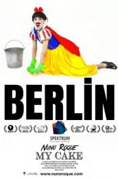 Nuno Roque - My Cake - Poster - Berlin - Disney - Snow White - Contemporary Art Pop Music Film 2