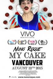 Nuno Roque - My Cake - Poster - Canada - Disney - Snow White - Contemporary Art Pop Music