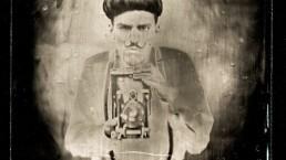Nuno Roque Portrait collodion wet plate photographic process