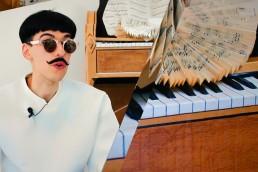 Nuno Roque - The Piano Body - Making Of (Film)