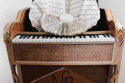 Nuno Roque - The Piano Body - Sculpture - Contemporary Art - Detail Ruff