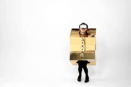 Nuno Roque - The Stuck In Luxury Body - Wearable Sculpture 2