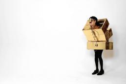 Nuno Roque - The Stuck In Luxury Body - Wearable Sculpture 6