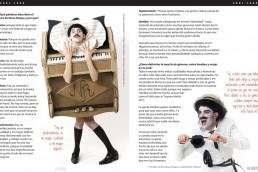 Nuno Roque - Ulisex Magazine - Mexico - My Cake - The Piano Body Sculpture - The Villain - Interview - Press - Pop Music Art Artwork Moustache Mustache