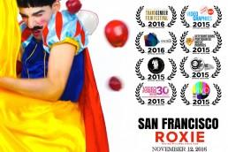 nuno-roque-my-cake-film-poster-the-prince-disney-snow-white-contemporary-art-pop-music-san-francisco-transgender-film-festival-roxie-theater-3