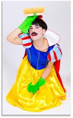 The Prince by Nuno Roque (Photography) Portrait - Artwork - Snow White Disney Moustache - Blanche Neige - Photographie