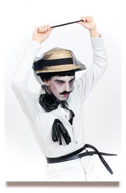 The Villain by Nuno Roque (Photography) - Ouevre - Artwork - Photographie - Contemporary Art - Portrait